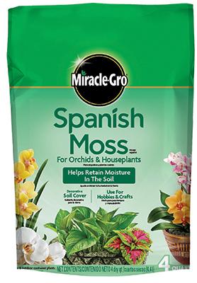 4QT Spanish Moss - Woods Hardware
