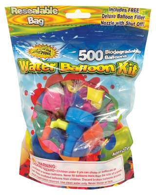 500PC Balloon Kit