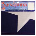 "CAROLINA CREATIVE PRODUCTS B22FLA-050112 22"" x 24"", Texas Flag Bandana.<br>Made in: US"
