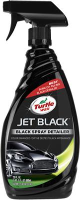 23OZ BLK Spray Detailer