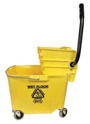 35QT Mop Wringer/Bucket