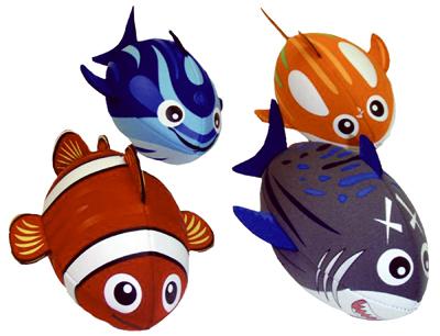 Itza Fish Ball ASSTD