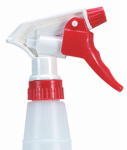 "IMPACT PRODUCTS INC 4906-90 Smazer, Red/White, General Purpose, Reshipper Trigger Sprayer, 10"" Tube, Ergonomic"