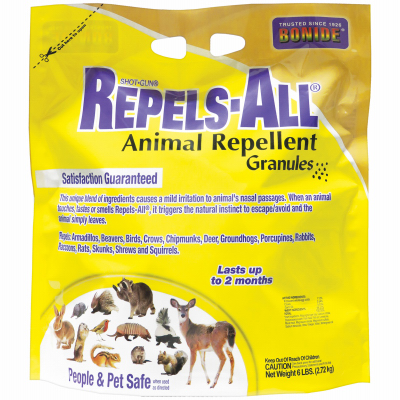 6LB Repels All Granule