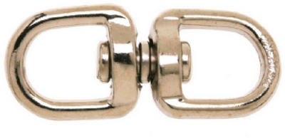 "1"" RND DBL Swivel"