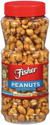 14OZ Dry Roast Peanuts