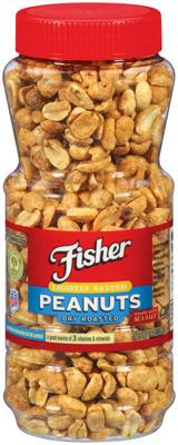14OZ Roast Salt Peanuts