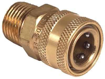 1/2MNPTx3/8 QC Socket