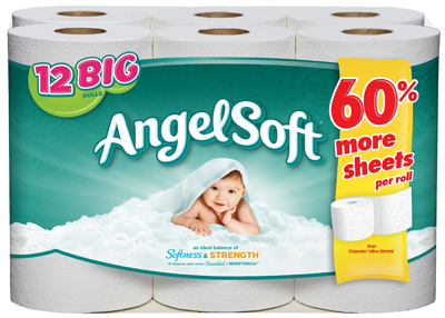 12PK Big Bath Tissue