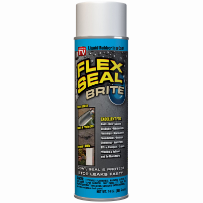 14OZ FlexSL WHT Sealant - Woods Hardware