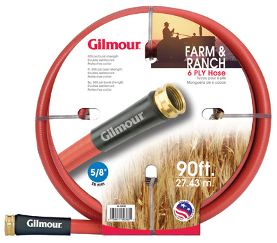 5/8x90 Comm Farm Hose