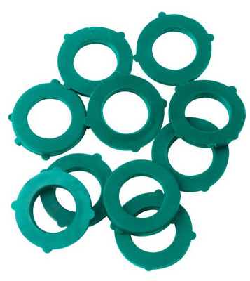 10PK Vinyl Hose Washer