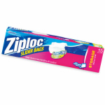 Ziploc Slider Storage Bags, 15-Ct., Gallon Size