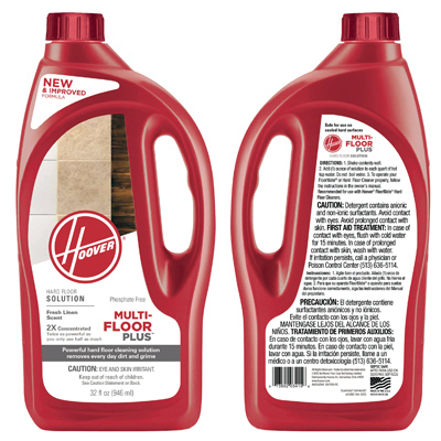 32oz hoover cleaner - Woods Hardware