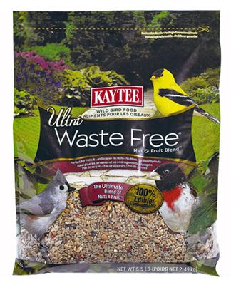 5.5LB WastFre Bird Food