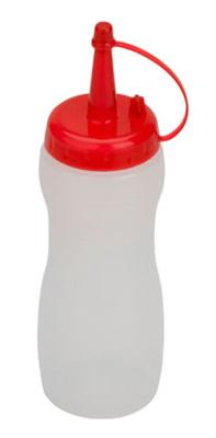 8OZ CLR Dispener Bottle