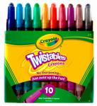 10CT Twistable Crayons