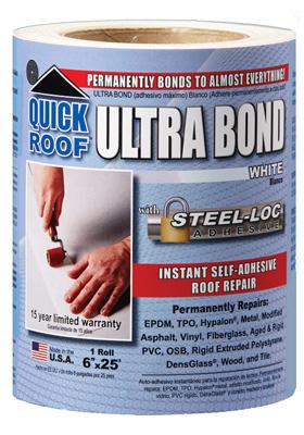 6x25 WHT Ultra Bond