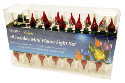 50LT RED/CLR Twink Set