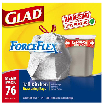 76CT 13GAL Kitch Bag