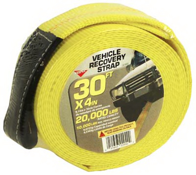 4x30 Recovery Strap