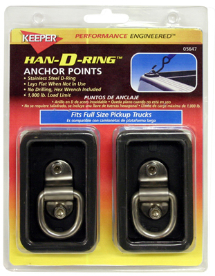 2PK Han Ring Anch Point
