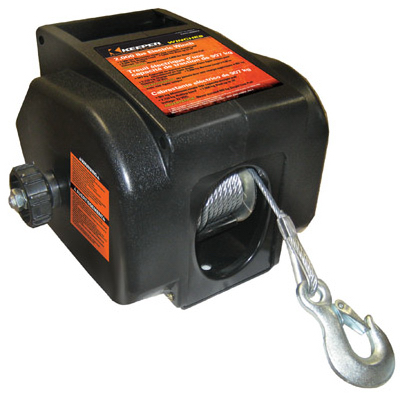 2000LB Electric Winch