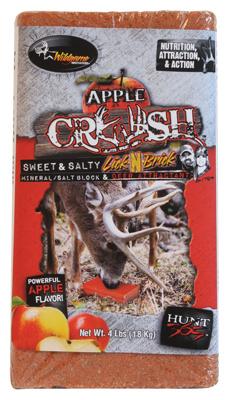 4LB Apple Crush Block