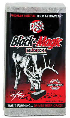 4LB Black Magic Block