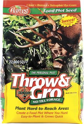 5LB Throw & Gro Mix