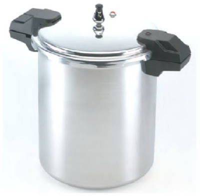 22QT Pres Cooker/Canner