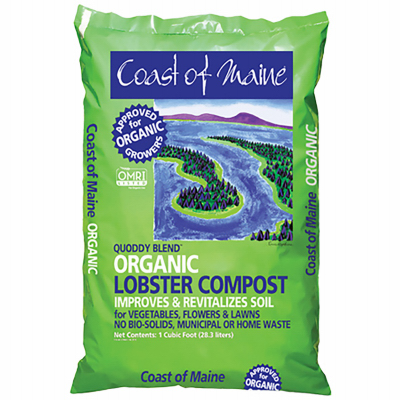 CUFT Lobster Compost
