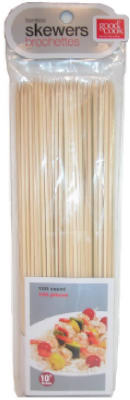 100PK #10 Bamboo Skewer