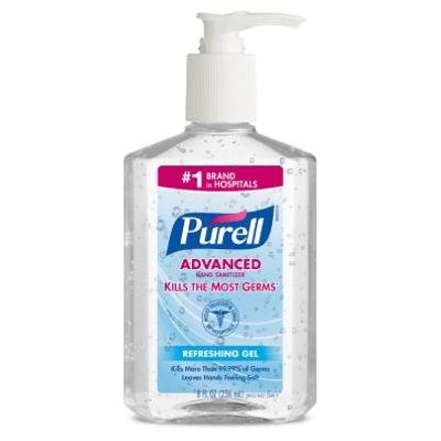 8OZ Ori Hand Sanitizer