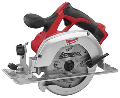 """18V 6-1/2"""" Circ Saw"" - Woods Hardware"