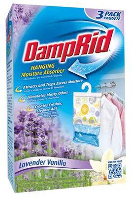3PK Dam Rid Freshener