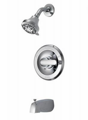 CHR SGL Tub/SHWR Faucet