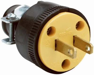 15ABLK Resid Grade Plug - Woods Hardware