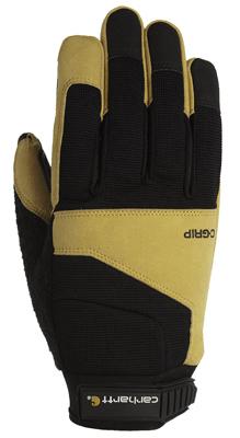 XL BLK TR Grip Glove