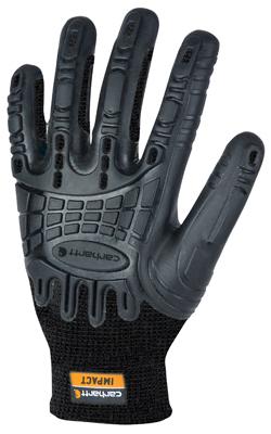 MED BLK Impact Glove