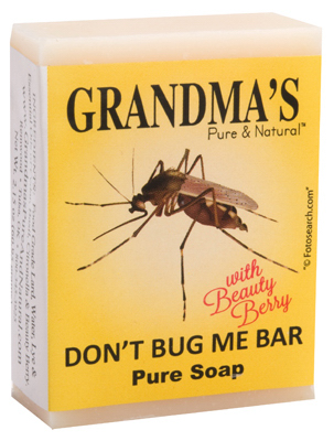 2.15OZ Don't Bug Me Bar - Woods Hardware