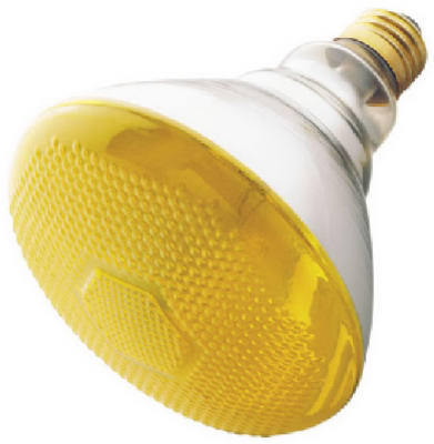 100W YEL Bug Spec Bulb