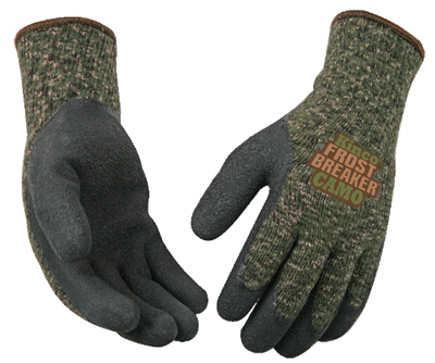 LG Frost Camo Gloves