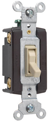 15A IVY GRND 4WY Switch - Woods Hardware