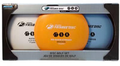 3PK Frisbee Golf