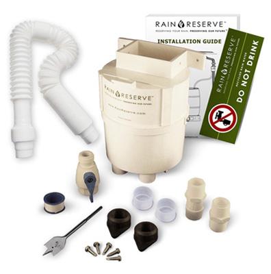 Rain WTR Diverter Kit