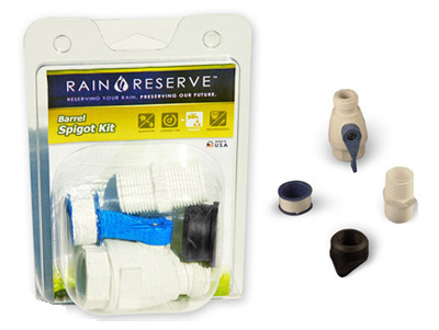 Rain Barr Spigot Kit