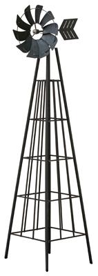 6 BLK Windmill Obelisk
