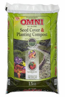 1.5CUFT Omni Compost