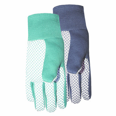Ladies Jers/Canv Gloves